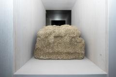 Basamento dobre I Granito, 30 x 44 x 30 cm S. XIV-XV