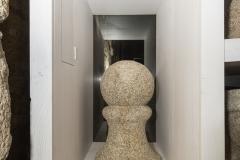 Remate de balaustrada Granito, 64 x 37 x 40 cm
